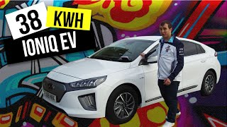 Hyundai Ioniq – Video Review by Nicolas Raimo