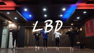 Becky G LBD Choreography By HyunHo Lee