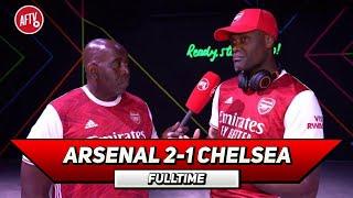 Arsenal 2-1 Chelsea | Tierney Is The Bargain Of The Season! (Yardman)