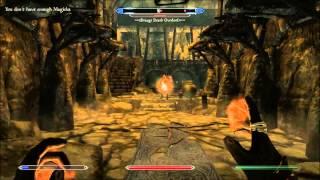 Skyrim Mod Review: Falskaar Part 25: Draugrs And Puzzles