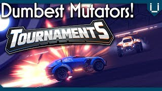 The Dumbest Mutators I Could Think Of | 1v1 Tournament