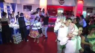 Familia Perez Gomez -  Matrimonio Religioso ENRRIQUE & SARA.Marco musical  Flamantes del Canipaco