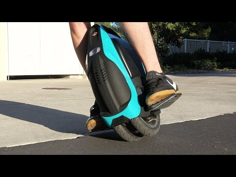 Self Balancing DUAL-Wheel Electric Unicycle Scooter! – REVIEW