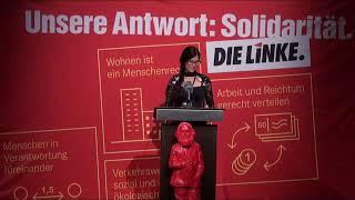 Melanie Wery-Sims, Spitzenkandidatin für die Landtagswahlen in Rheinland-Pfalz 2021, DIE LINKE