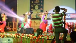 RASCA Award Show 2016 (Santragachi Sagen Sakam Dance Group)