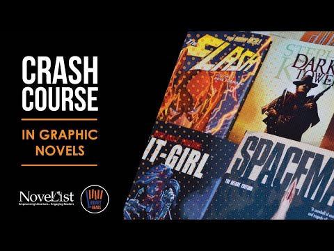 Crash Course in Graphic Novels - YouTube