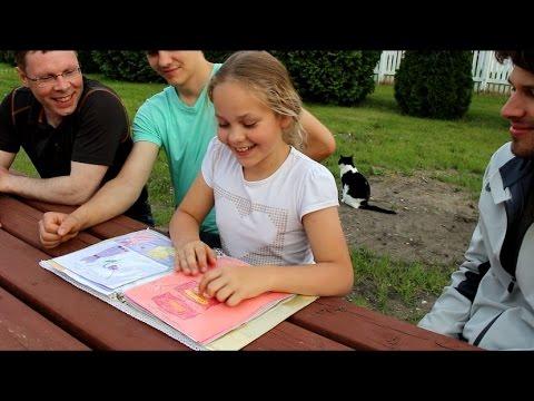 11 jähriges Mädchen besucht den Himmel Teil 2