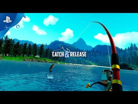 Catch & Release – Gameplay Trailer | PS VR thumbnail