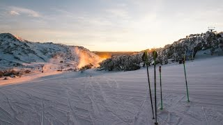 Perisher Winter Sports Club - Alpine Program Begins!