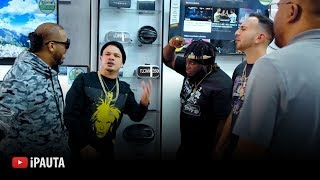 Sech Ft. Justin Quiles, Jowell & Randy Y Dimelo Flow   Me Gustaría (Trailer)