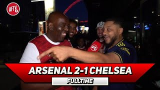 Arsenal 2-1 Chelsea | Aubama Who??? (Pumped Up Troopz)
