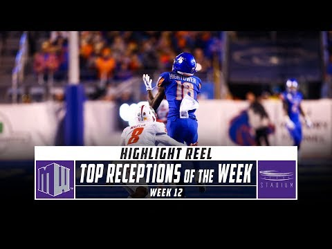 Mountain West Top Receptions of the Week: Week 12 (2019) | Stadium