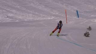 Höhepunkt Der Inferno-Rennen 2019 - Abfahrt Schilthorn - Lauterbrunnen