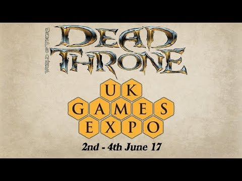 Dead Throne UKGE Reviews