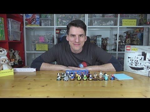 LEGO® Minifigures 71024 - Disney Serie 2