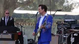Go Walking Down There - Chris Isaak.Hardly Strictly Bluegrass 2013