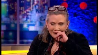 Carrie Fisher interview 2016 - Jonathan Ross Show