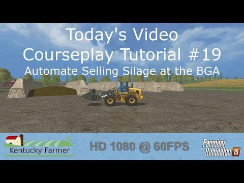 What's the fastest way to collect silage from the bunker? :: Farming