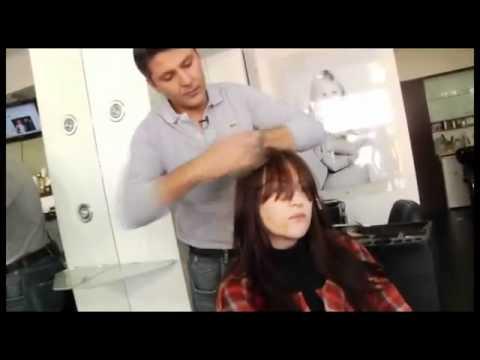 Методы наращивания волос Давида Юшваева