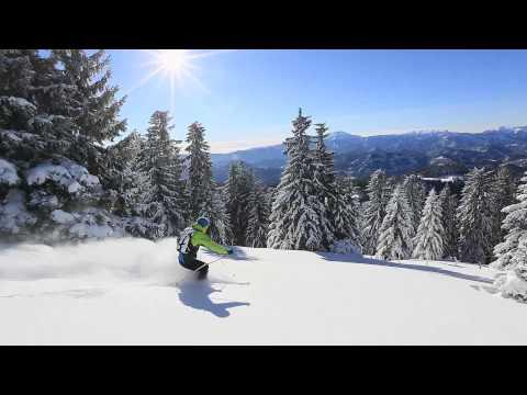 Lyžiarske stredisko Unterberg - Pernitz, Rakúsko