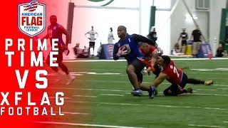 Flag Football Highlights Game 3 for a Shot vs. the Pros & $1 Million!   NFL