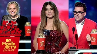 Best Speeches At The 2019 MTV Movie & TV Awards | MTV