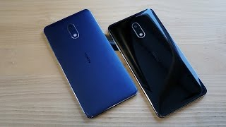 This is the new Nokia! Models Nokia 3, Nokia 5 and Nokia 6 Hands-on