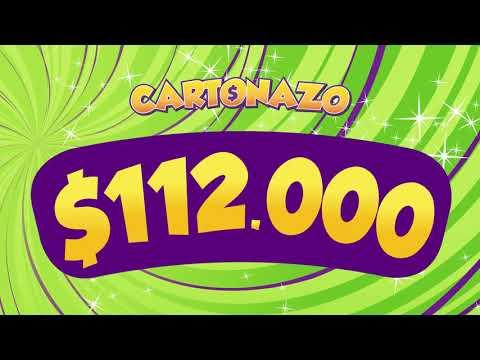 Cartonazo: el pozo para esta semana es de 112 mil pesos