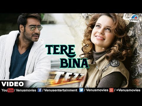 Tere Bina Video (Tezz) - Rahat Fateh Ali Khan