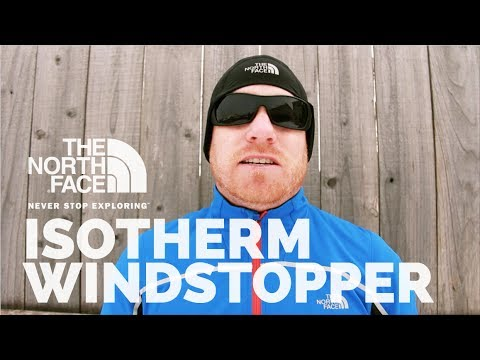 The North Face Isotherm Windstopper Jacket Tested + Reviewed