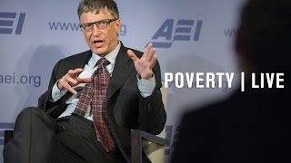 From poverty to prosperity: A conversation with Bill Gates