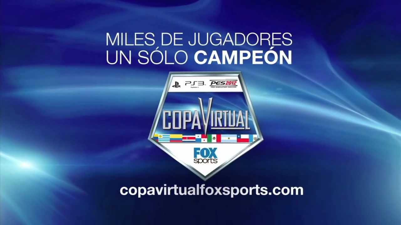 Última oportunidad para inscribirse a la Copa Virtual FOX Sports™