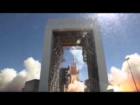 Delta IV Heavy NROL-65 launch highlights