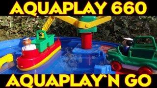 """""""AQUAPLAY 660 AQUAPLAY´N GO"""" -Vorstellung des Wasserspaß für Kinder"""
