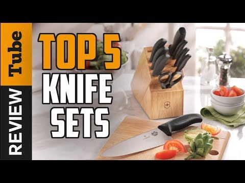 ✅Knife: The Best kitchen Knife Set 2018 (Buying Guide)