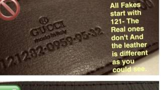 Real Gucci Vs Fake Gucci belt