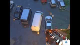 Смотреть онлайн Вот, кто царапает Ваши автомобили