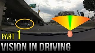 Vision in Driving - Part 1 - Visual Field / Focus