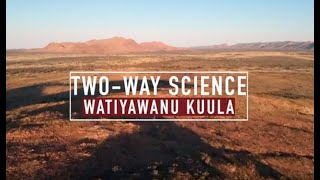 Two-way science at Watiyawanu Kuula: collecting, identifying a classifying local plants and how they survive