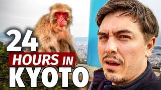 24 Hours In Kyoto | Japans Best Monkey Park