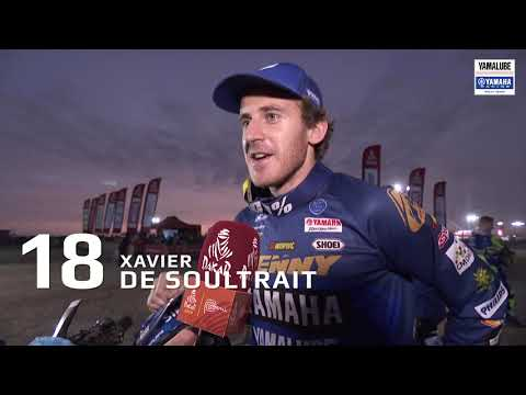 Dakar Rally 2019 | Yamalube Yamaha Rally