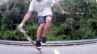 COMPLETELY INSANE SKATEBOARD TRICKS - PETE BETTI