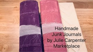 Handmade Journals & Albums By Julie Carpenter | Marketplace