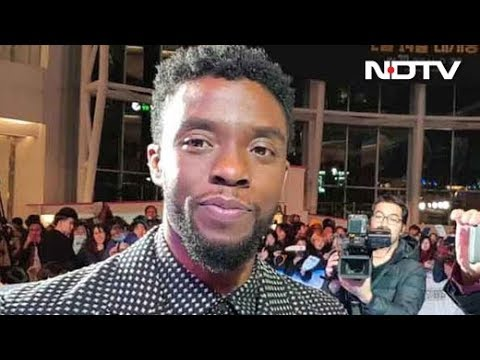 How To Land A Superhero Movie - #Just2Questions With Chadwick Boseman