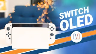 Nintendo Switch OLED Unboxing & Review: Should you upgrade?