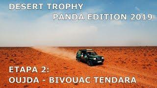 STAGE 2: Oujda > Bivouac Tendrara