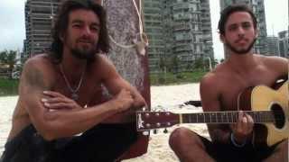 Armandinho - Eu juro (Praia da Barra - Rio de Janeiro)