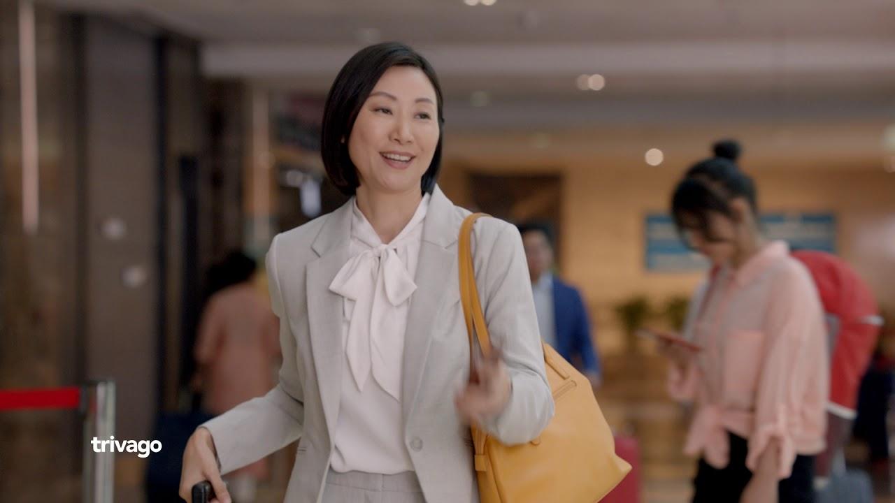 """Trivago : SEA - Multi Character - """"Businesswoman"""""""