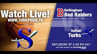 Boys Basketball - Sultan vs. Bellingham