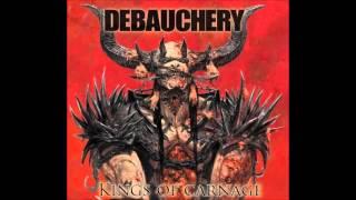 Debauchery - Fast As A Shark (Accept Cover)
